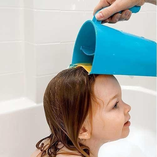 kubek do mycia głowy KOLORY baby ono kod 1035