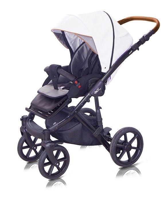 2020 Castello  2w1 wózek głęboko-spacerowy  + extradodatki Milu Kids kolor 22