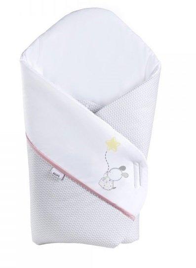 Rożek miękki bawelniany Choo-Choo  KLUPŚ K087