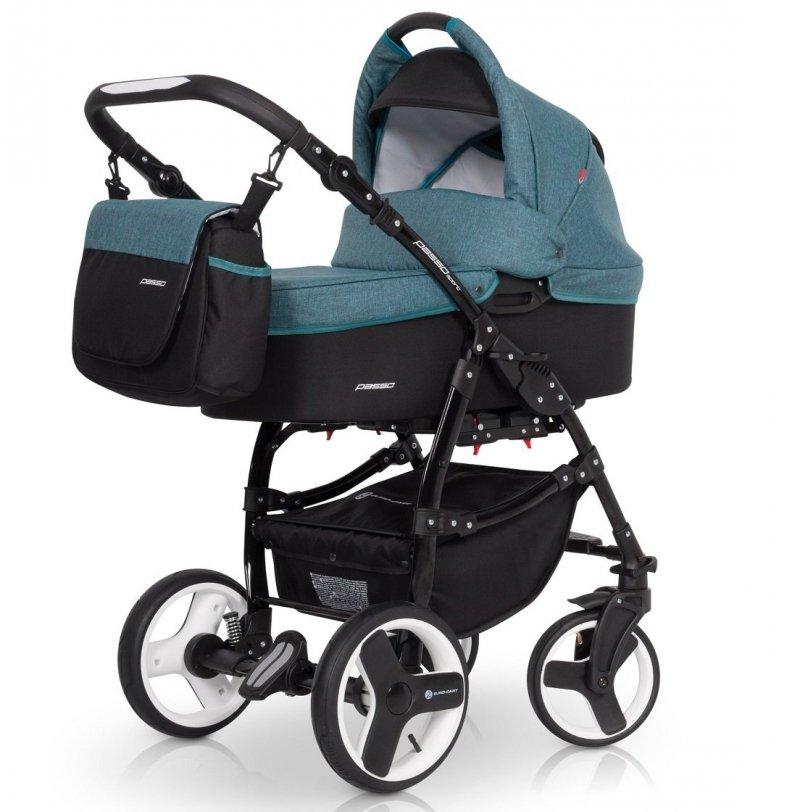 wózek wielofunkcyjny PASSO Sport 3w1 EUROCART