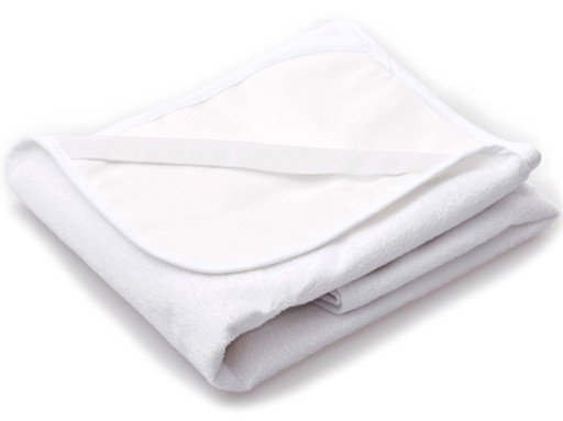 Sensillo podkład frotte 120/60 cm nieprzemakalny do łóżeczka
