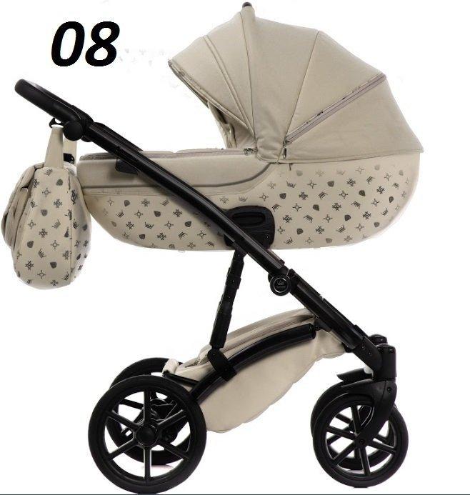 wózek LARET IMPERIAL 3w1 (gondola+spacerówka+fotelik) TAKO