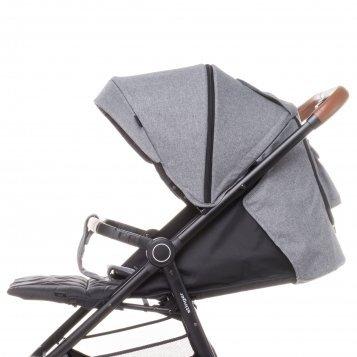 STINGER  KOLEKCJA 2021  wózek spacerowy do wagi dziecka 22 kg firmy 4BABY