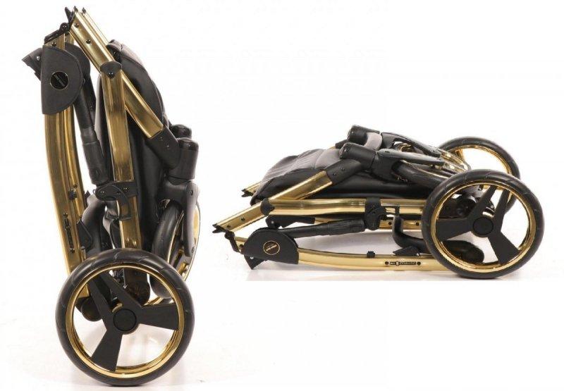 wózek  3w1 DIAMOND S LINE JUNAMA TAKO