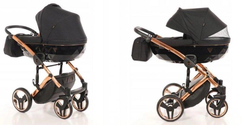 wózek  2w1 DIAMOND INDIVIDUAL JUNAMA TAKO