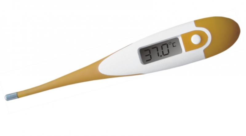 Wodoodporny termometr lekarski MesMed