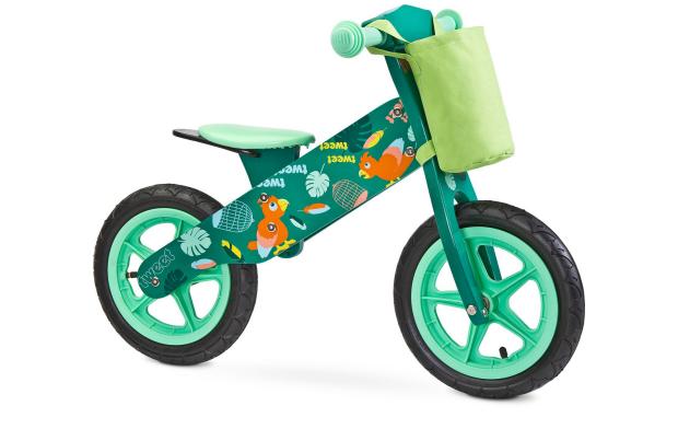 Rowerek biegowy  Zap TOYZ  Green - Papużki