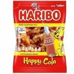 Haribo Żelki smak Coli Happy Cola Oryginal 200g