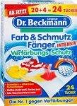 Dr. Beckmann chusteczki wyłapujące kolor 24 szt.