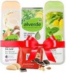 Alverde Prezent Naturalnych Kosmetyków Ciała 4szt