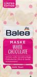 Balea Biała czekolada Maseczka Twarzy White Chocolate