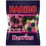 Haribo Żelki Berries Maliny Jeżyny w posypce 200