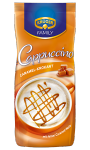Kruger Cappuccino Caramel Krokant karmelowe 500g