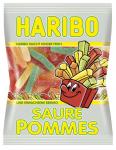 Haribo żelki Saure Pommes Kwaśne Frytki 200