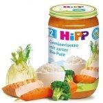 Hipp Bio obiadek Risotto z Warzywami i Indykiem 12m 250g