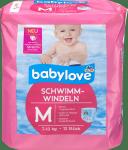 Babylove Pieluszki Majteczki do pływania 7-13kg 12szt