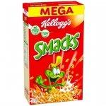 Kellogg's Smacks Pszenne Miodowe Płatki Do Mleka 700