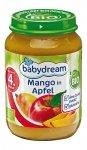BabyDream Bio Jabłko Mango 4m 190g