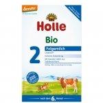 Holle 2 Bio mleko następne po 6 miesiącu życia 600g