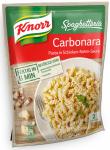 Knorr Spaghetti Carbonara Szynka Zioła Sos