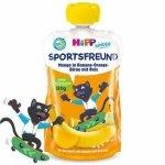 Hipp Sportfreund Mango Banan Pomarańcza Grusza Ryż 120ml