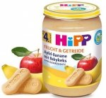 Hipp Bio Deser Jabłko Banan Biszkopt 4m 190g