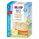 Hipp Bio Mleczna Kaszka Jogurtowa z Owocami 450g 8m