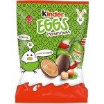 Kinder Wielkanocne Jajeczka Orzechowo Czekoladowe