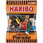 Haribo Żelki o smaku Lukrecji Parade kształtów 200g