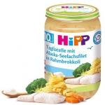 Hipp obiadek Makaron Brokuły Mintaj z Alaski 10m 220g