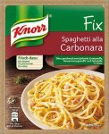 Knorr Fix Spaghetti Alla Carbonara Pikantny Włoski Sos