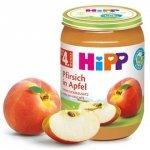 HIPP BIO Owoce Brzoskwinia Jabłko 190g 4m