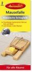 Aeroxon pułapka na myszy szczury gryzonie 2szt