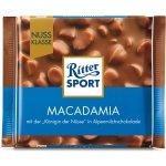 Ritter Sport Mleczna Czekolada Orzeszki Macadamia