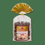 Wigilijne pierniczki orzechowe w ciemnej czekoladzie