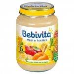 Bebivita Musli Owocowe Jabłko Morela Banan 190g 6m