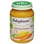 BabyDream Bio Warzywne Rozmaitości 4m 190g