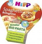 Hipp Bio Spaghetti Bolognese z Wołowiną na tacce 12m 250g