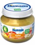 m-din Humana BIO Przecier Owocowy Jabłko 100%