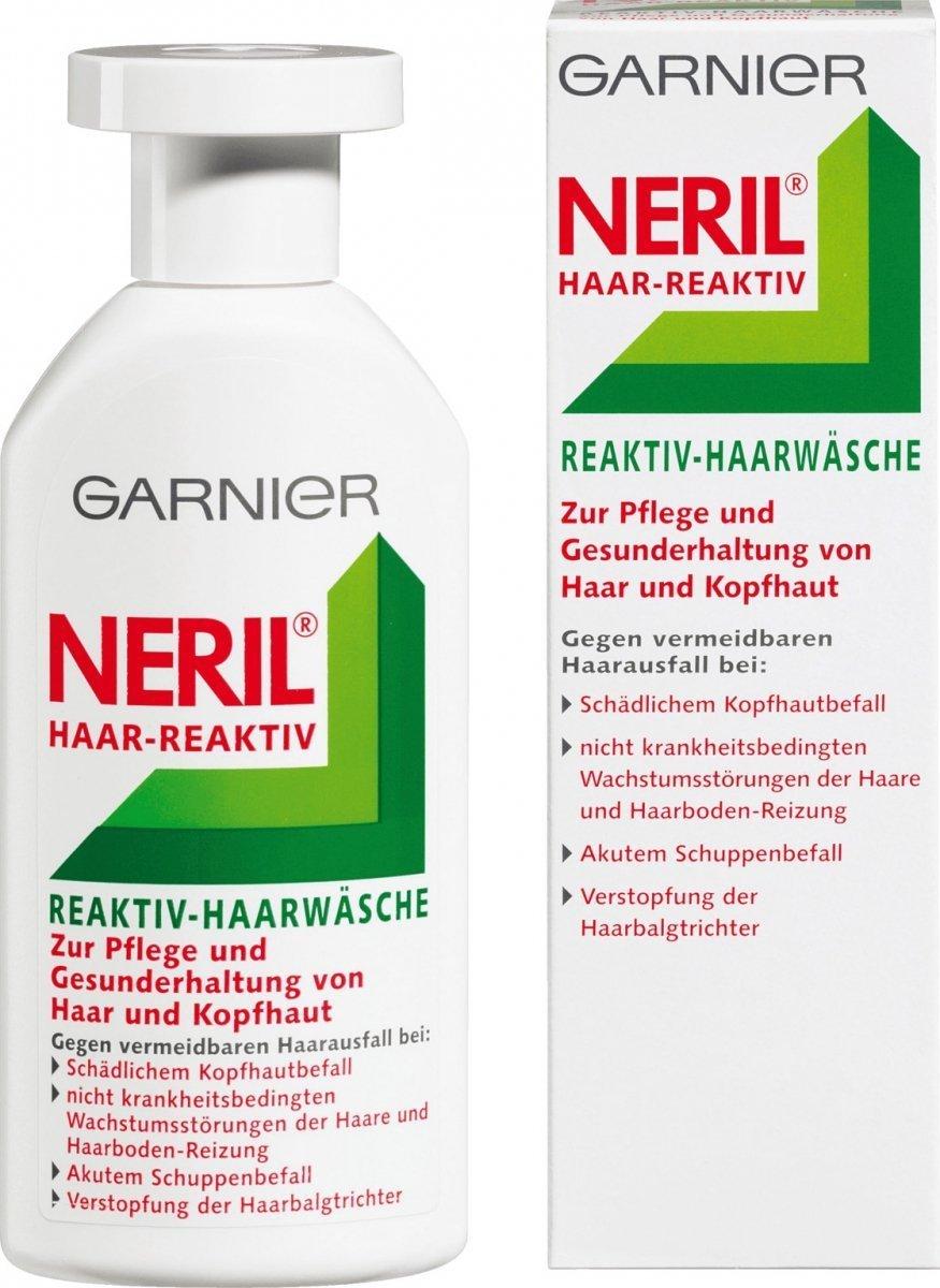szampon garnier do włosów wypadających