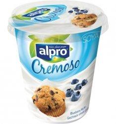 Alpro Kremowy Jogurt Sojowy Muffinka Jagodowa