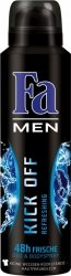 Fa Men dezodorant spray Kick Off Refresching 48h