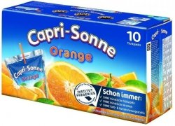 Capri Sonne Orange Sok Ze Słomką 10x200ml