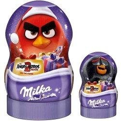 Milka Czekolada w Skorupce Angry Birds Naklejki