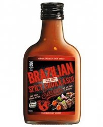 Knorr Brazilian Spicy Sauce Ostry Sos XXX Hot