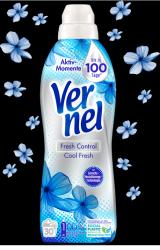Vernel płyn płukania Fresh Control Neutralizuję Zapachy