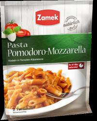 Zamek Makaron z mozzarellą i Sosem Pomidorowym