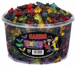 Haribo Vampire Owocowa Lukrecja 150szt DE
