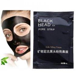 Czarna Black Maska na Trądzik Wągry Zaskórniki