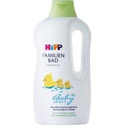 HIPP Rodzinny płyn do kąpieli barwiący wodę 1L